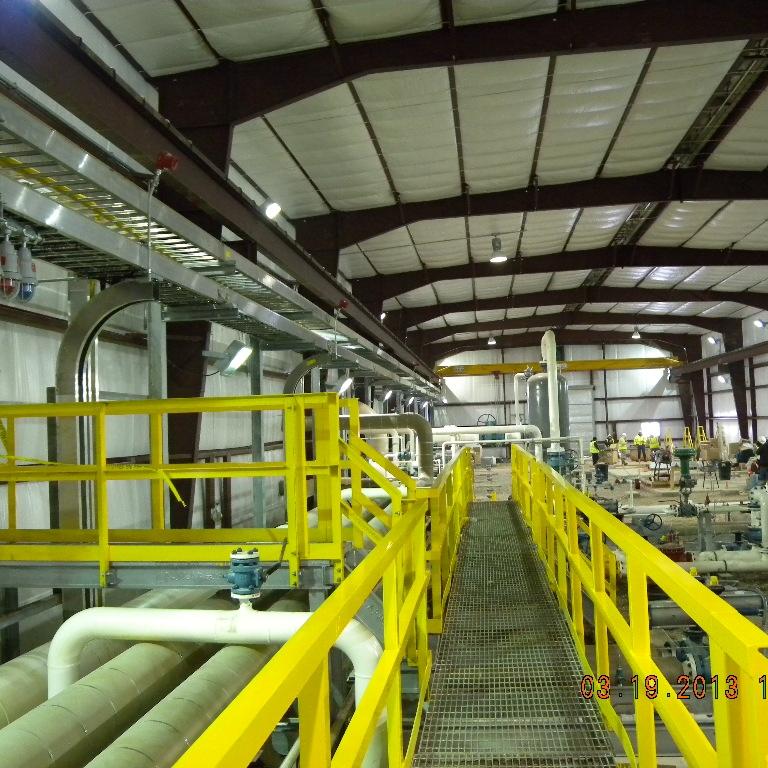 Crosby Compressor Station
