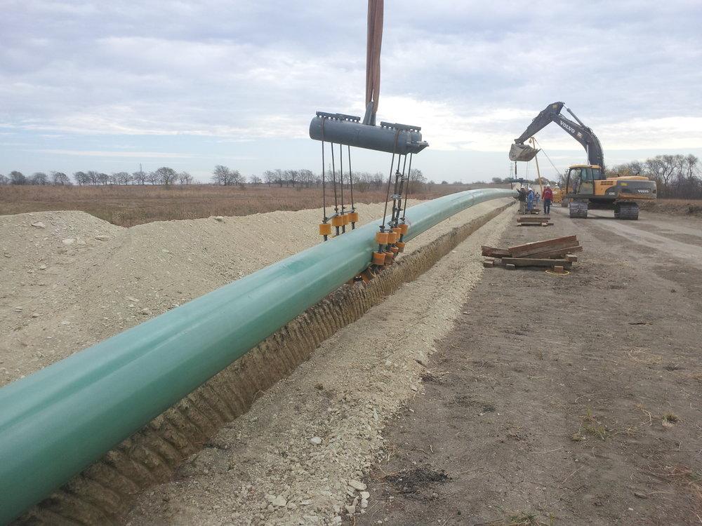 ONEOK Arbuckle Pipeline Loop