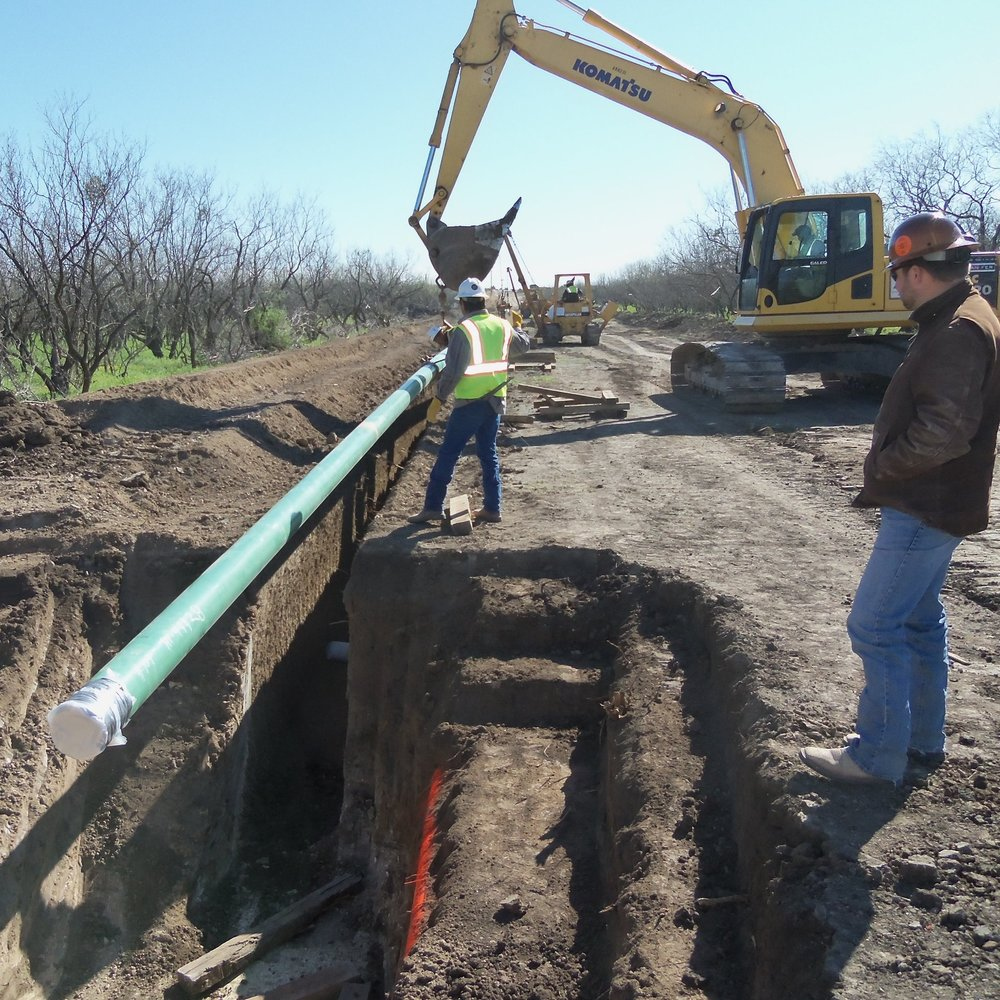 Ft Concho Natural Gas Pipeline