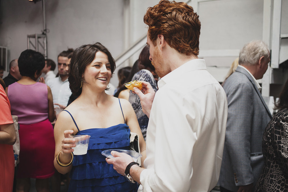 Guests socialize during The Rad Awards. . April 18. 2015. The Dreaming Building. Chris Fascenelli/Rad-Girls.com.