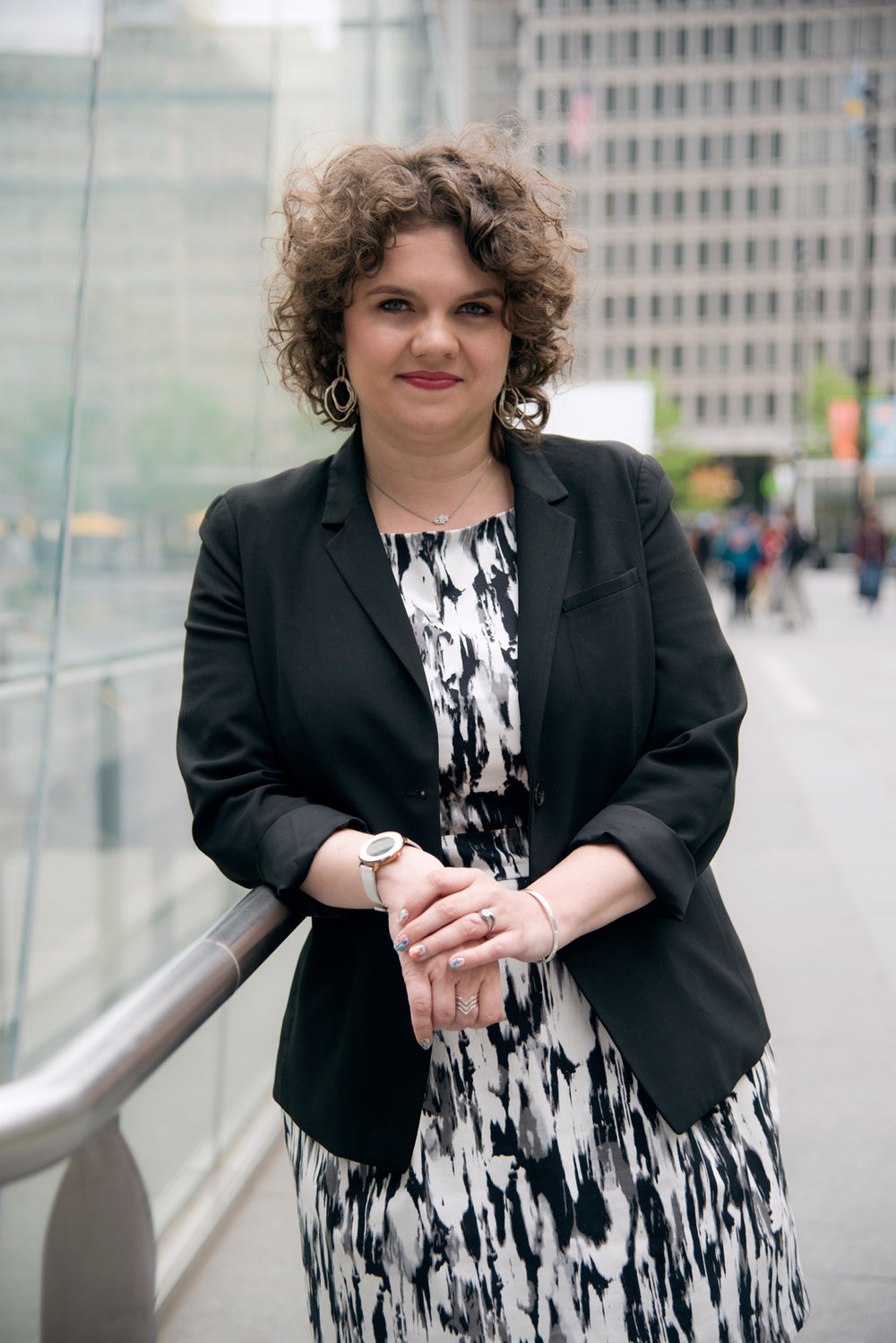 Jennifer Devor, Director of Partnerships, Campus Philly