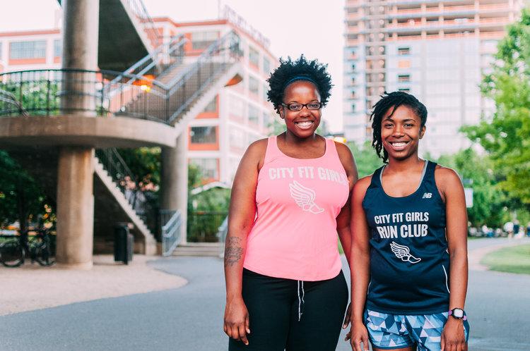 Kiera Smalls & Takia McClendon, City Fit Girls Founders