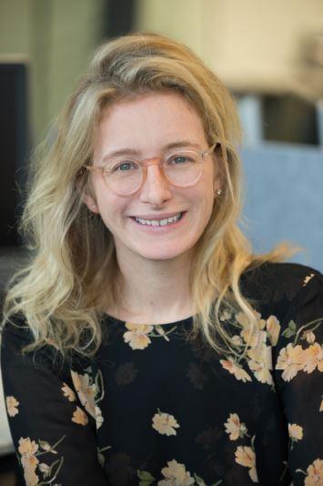 Rebecca Etter, Senior Manager of Innovation at Acelerada