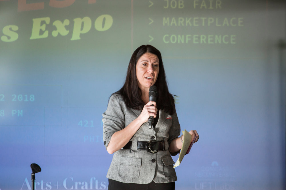 Dana Conners, Senior Director of Communications at Bimbo Bakeries.  Photo by Creative Outfit, Inc.