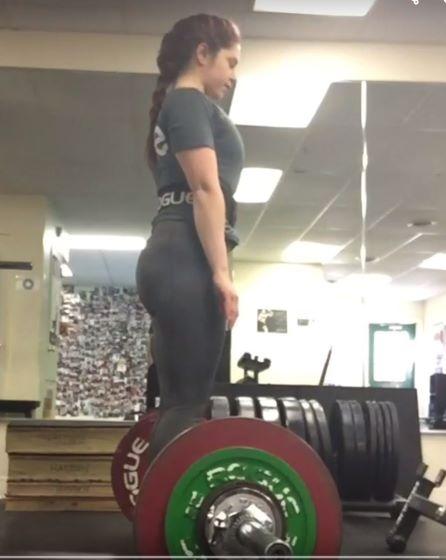 Valerie Rider PERSONAL trainer