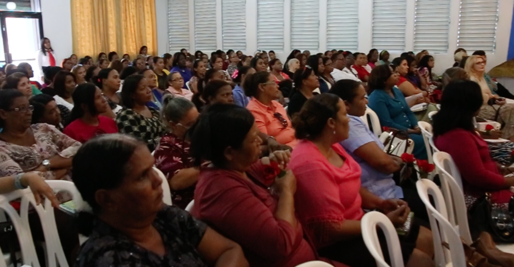 2016 Pastors Wives Conference in the Dominican Republic