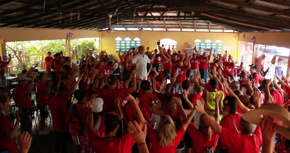 2014 Hope International Team in Yassica, Dominican Republic