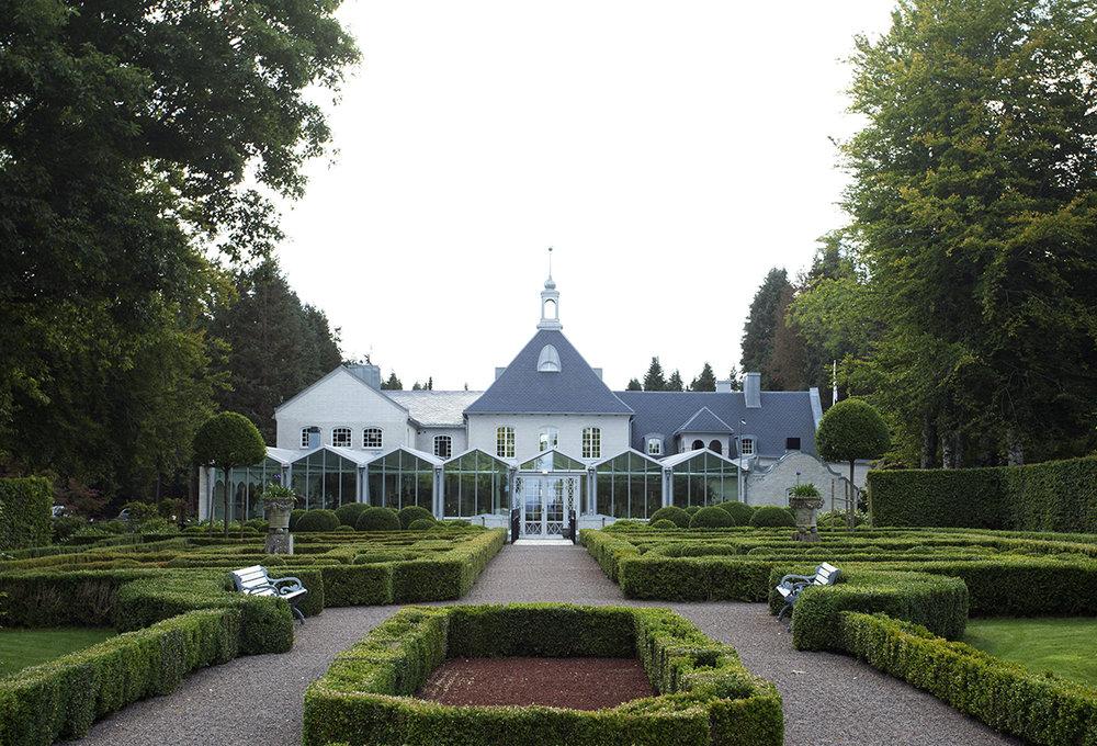 Villa Abelin - baksida