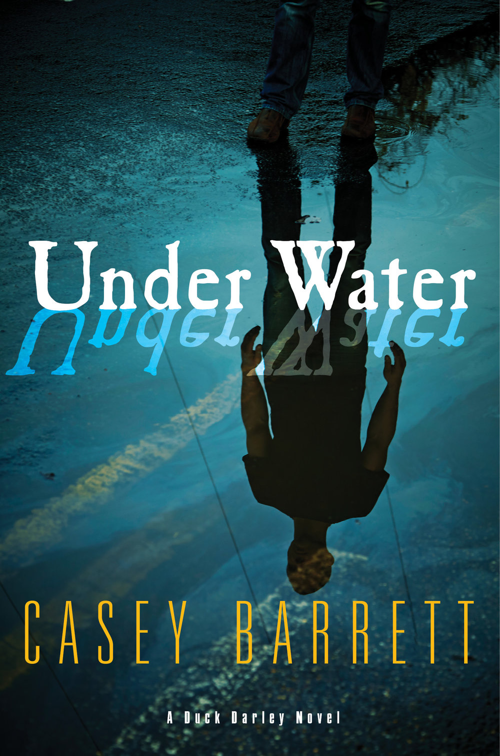 casey barrett, author, duck darley, swimmer, new york city, book