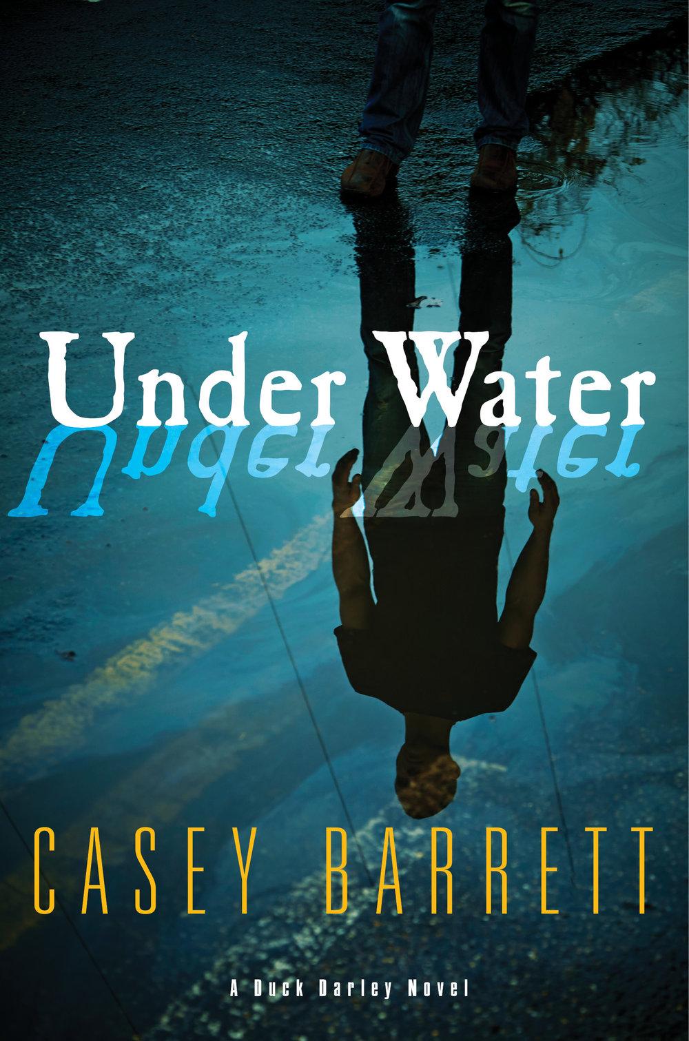 casey barrett, author, duck darley, swimmer, new york city, book