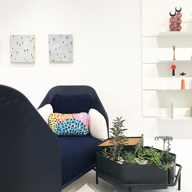 Showing off the outdoors inside with Ego Paris and Missoni . . . #egoparis #missoni #showroom #designlife #philadelphiadesigndistrict #phillydesigndistrict #luxury  #designlife #home  #italiandesign
