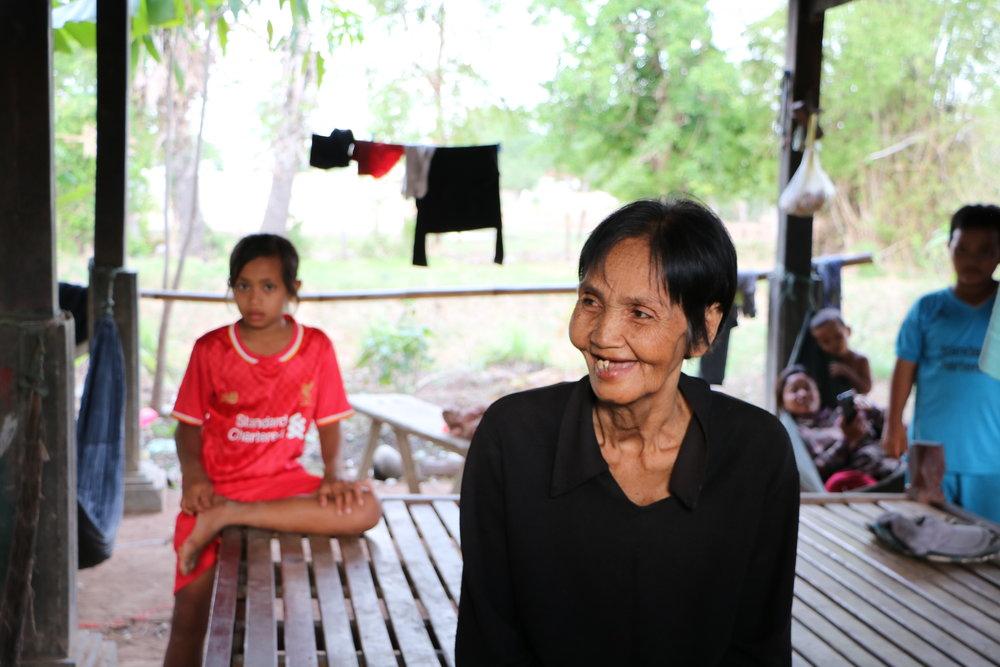 Grandma Riel (Villager)