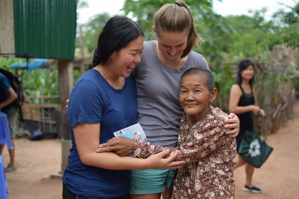 Serve in Cambodia