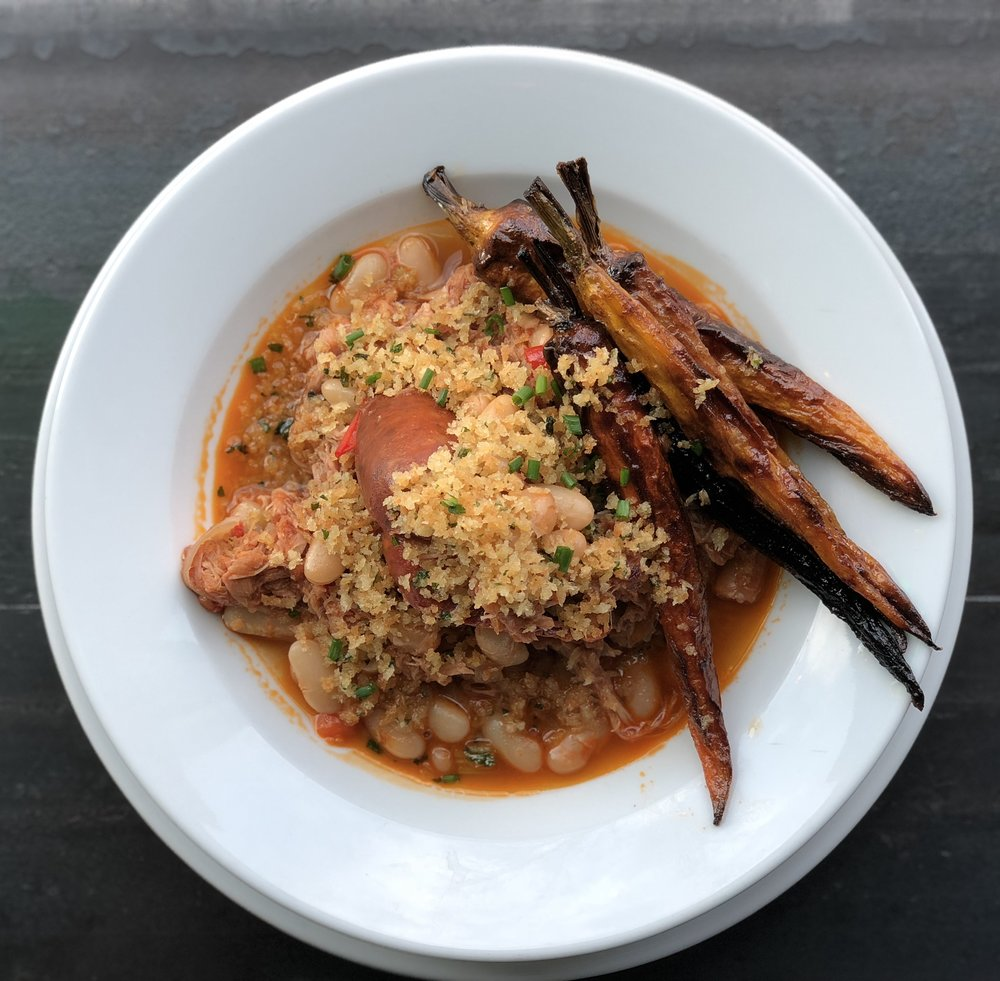 Rabbit Cassoulet