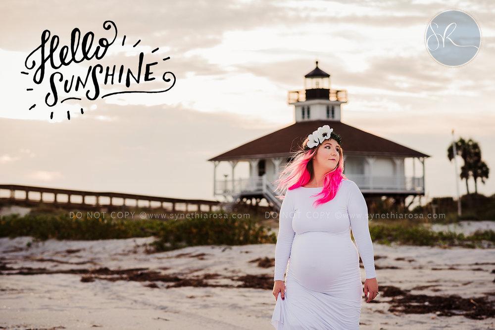 North Port Maternity Photographer