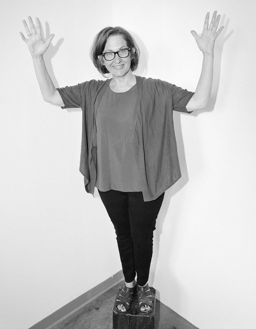 """Bushwick Chronicle – Sharon Butler"" Photography © Meryl Meisler 2016"