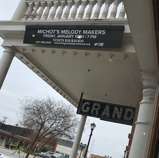 Michot Melody Makers performance this FRIDAY @crowleyopera 7pm.  www.thegrandoperahouse.org or 337.785.0440