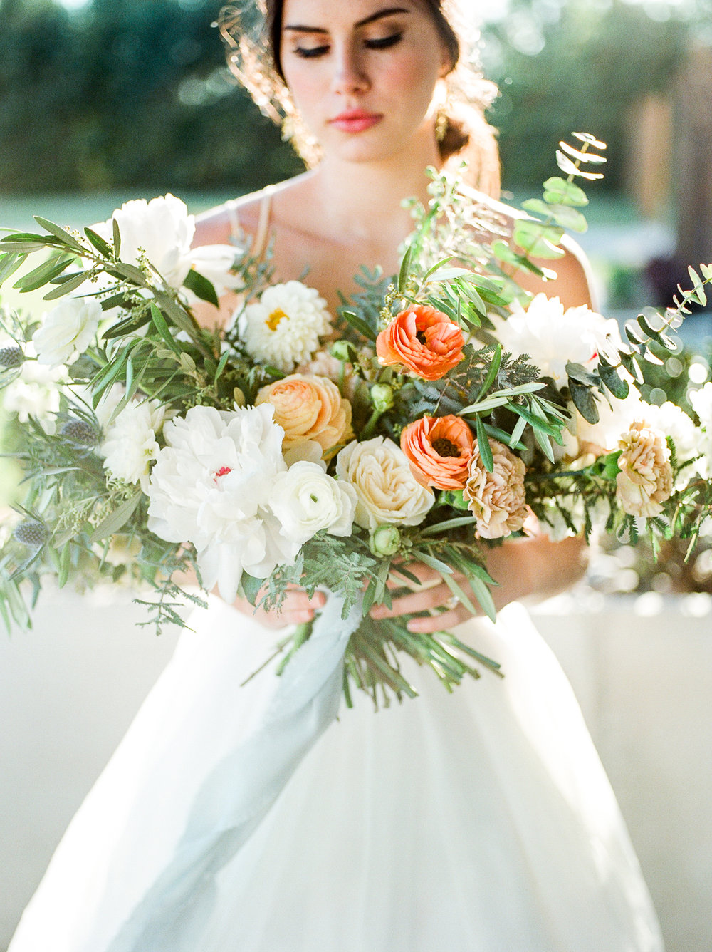 Fine Art Wedding Flowers | Olive Grove Design