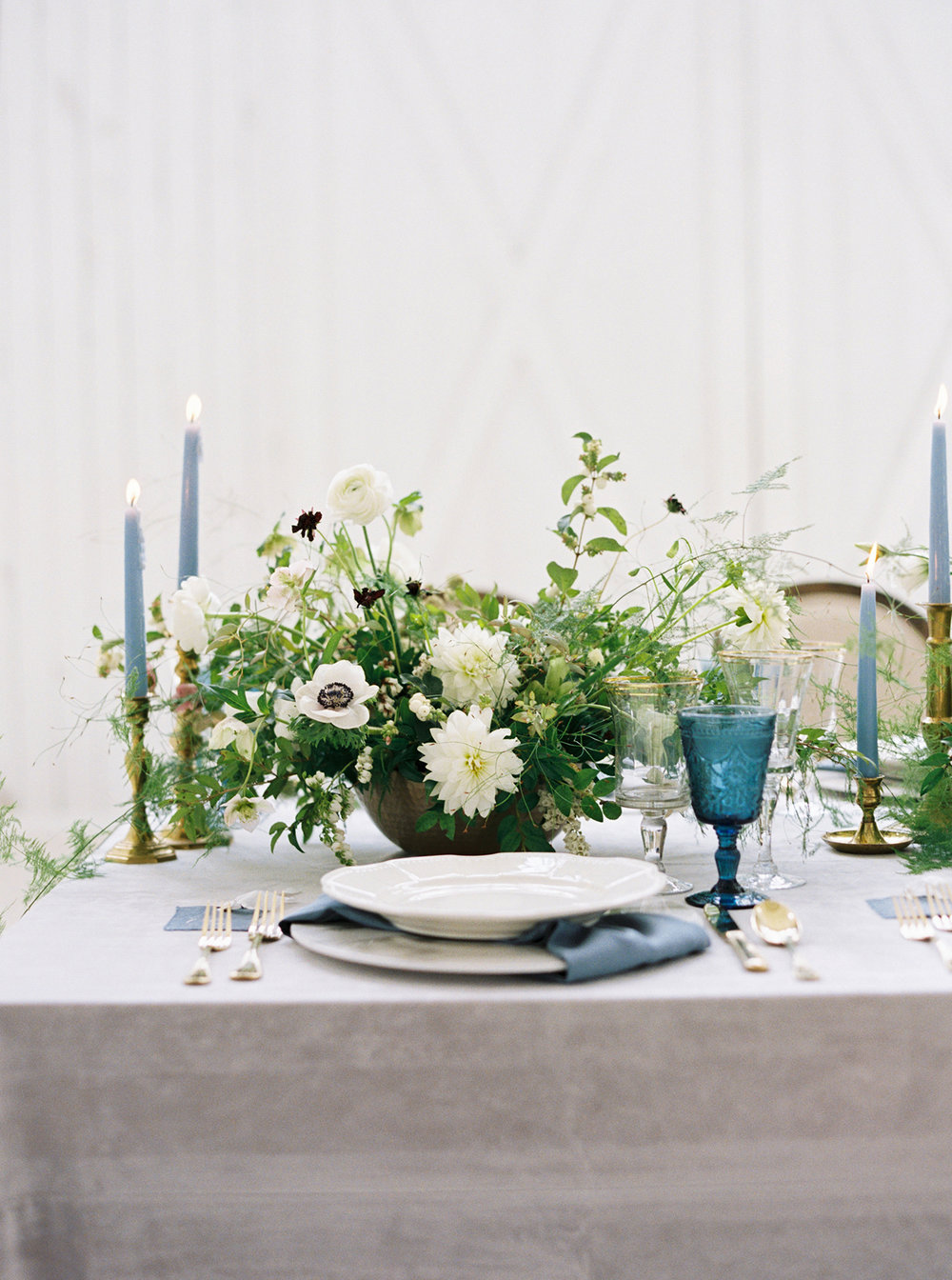 Dallas Wedding Floral Design | Olive Grove Design | Something Blue