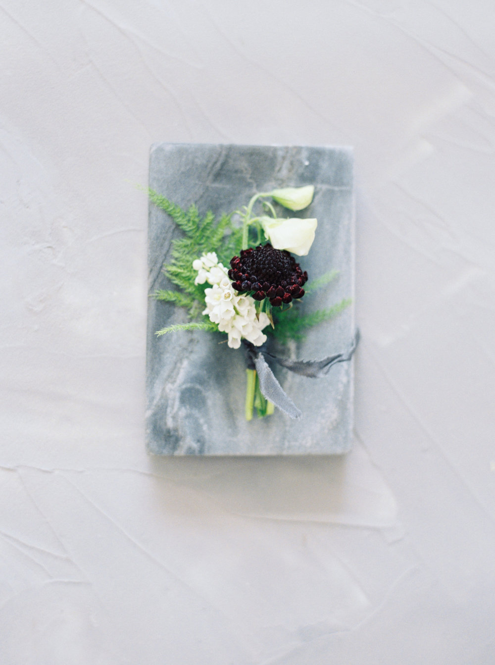 Dallas Wedding Flowers Grooms Boutonniere | Olive Grove Design