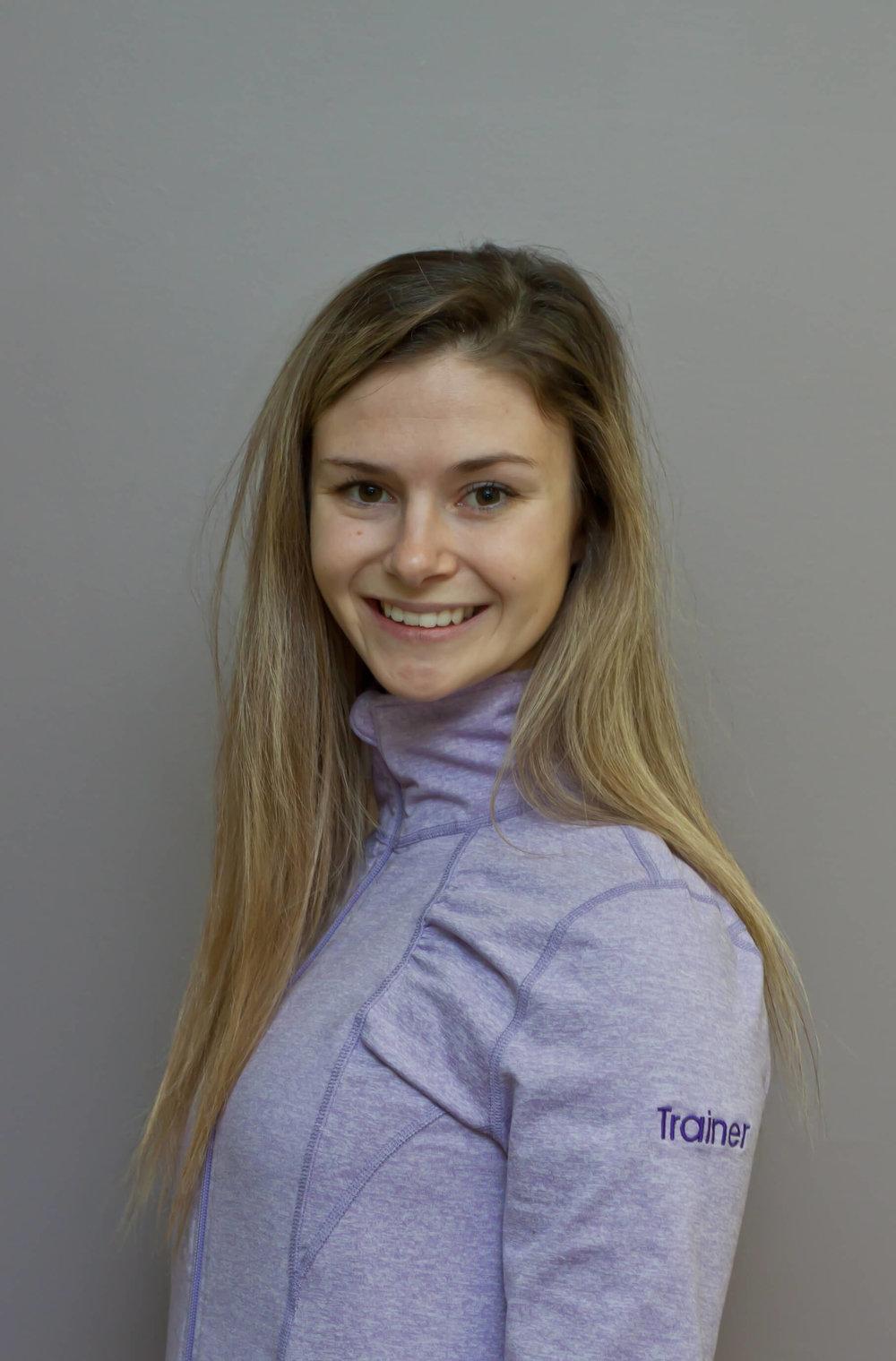 Kirstie, Trainer ProActive Fitness