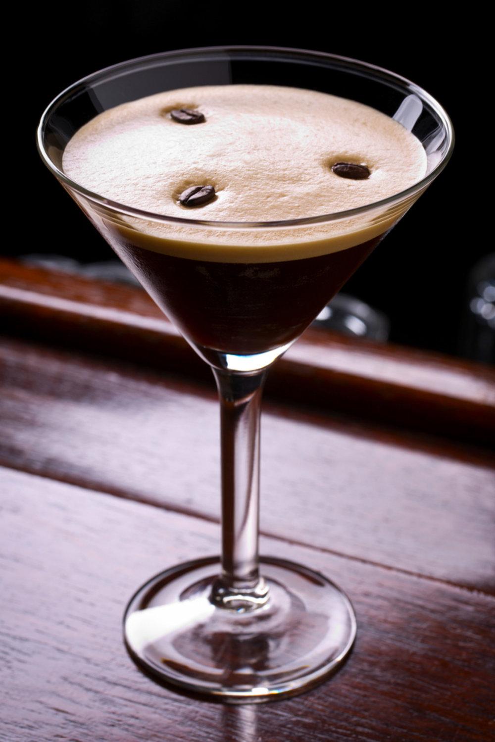 Espresso Martini Twist by Cyrano Armagnac
