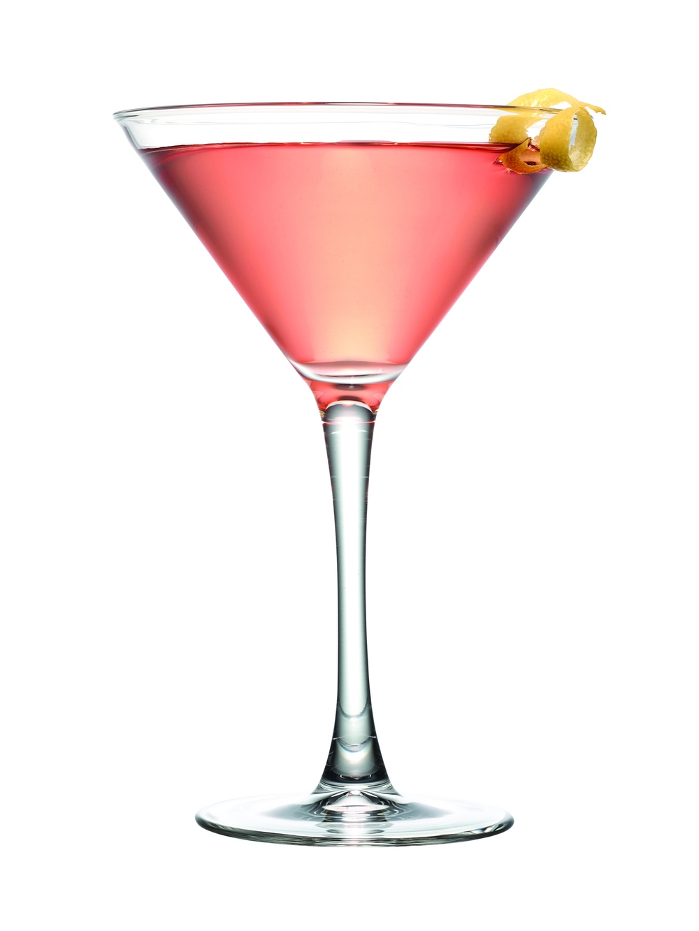 Rose martini by Cyrano Armagnac
