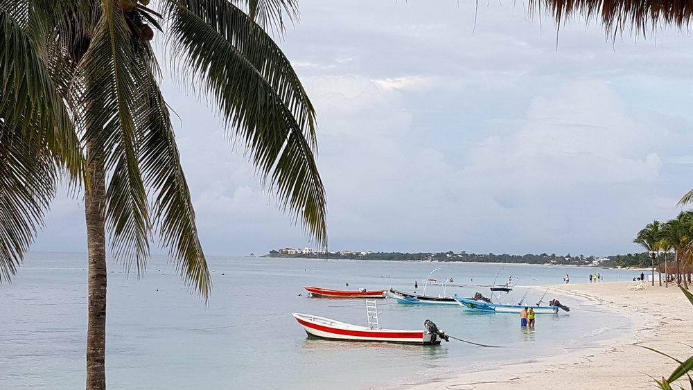 Beach - Hotel Akumal Caribe