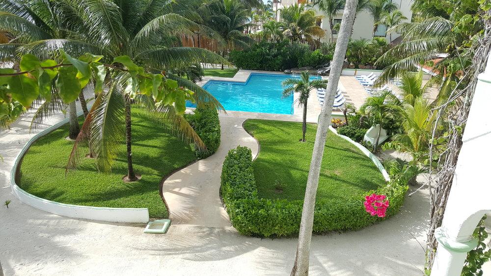 Pool - Hotel Akumal Caribe