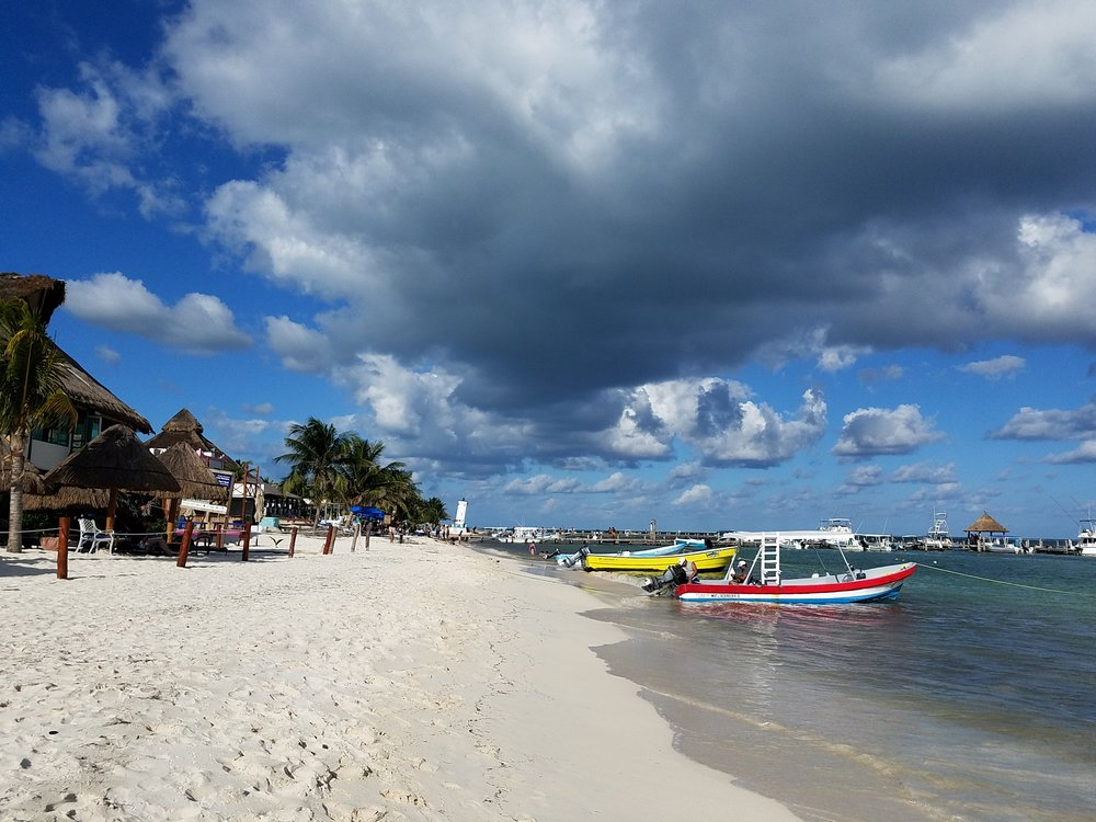 Beach - Puerto Morelos