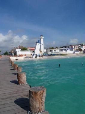 Puerto Morelos by Kathy Munoz