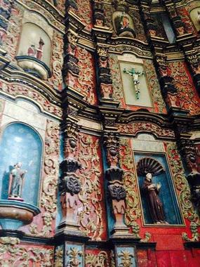 Convent San Bernadino de Siena in Valladolid