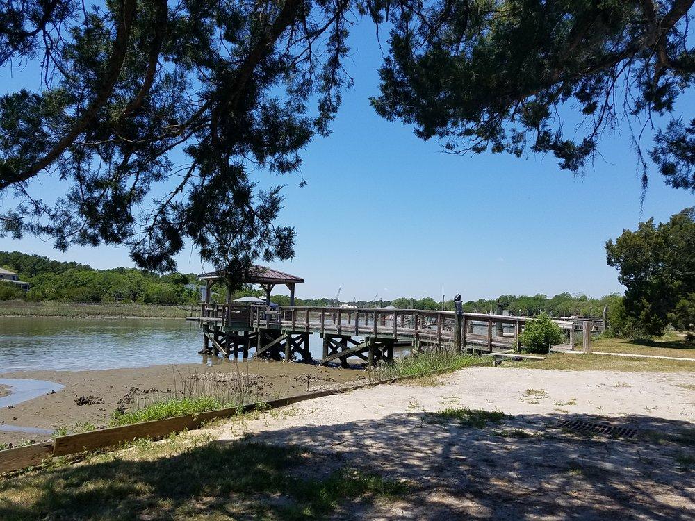 Park on Jeremy Creek in McLellanville