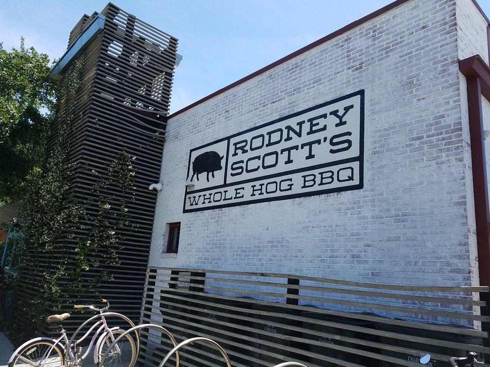 Rodney Scott's in Charleston