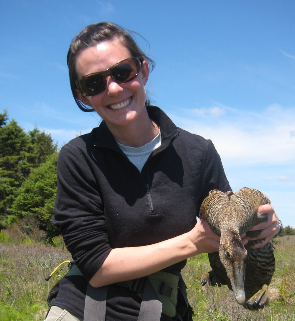 Janice Gardner, M.S., CWB®     Conservation Ecologist