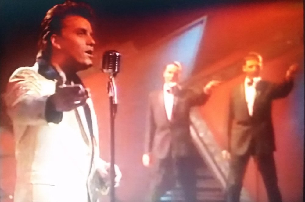 - Halfway To Paradise, The Billy Fury Story, has its roots in Stars In Their Eyes when Colin appeared as Billy Fury in 1996.Follow this link and fast forward 20 mins to see Colin's journey.