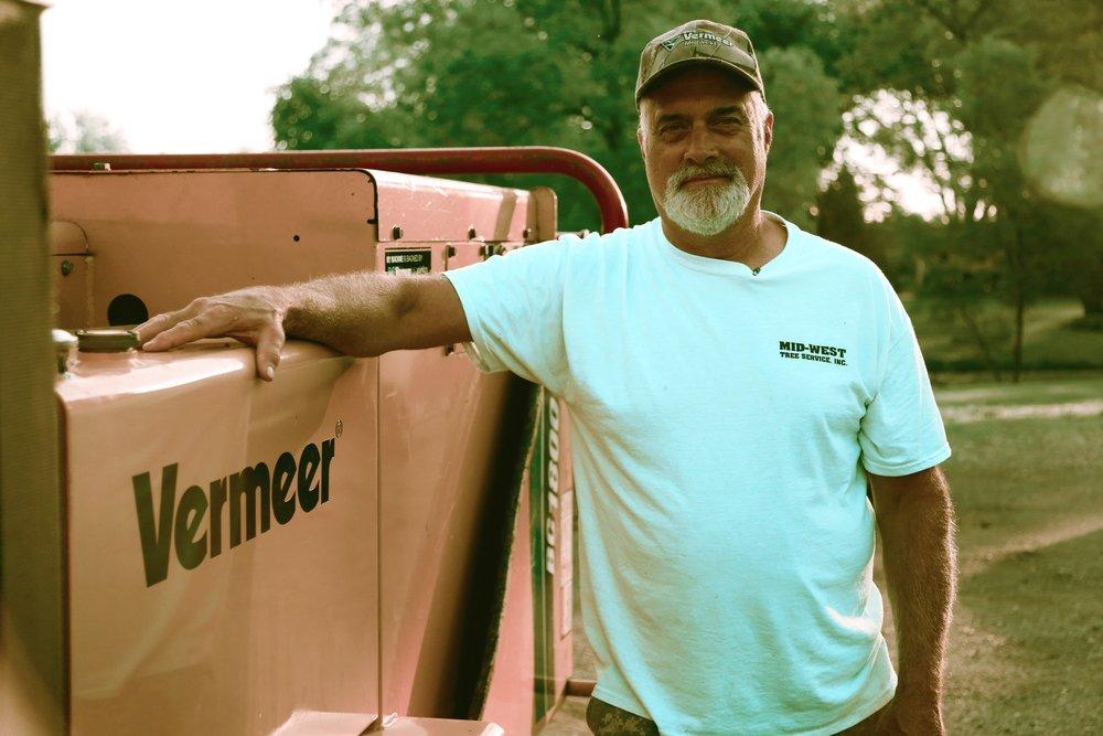 Eric Agase, Certified Arborist