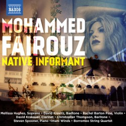 Mohammed Fairouz: <br> <i>Native Informant</i>