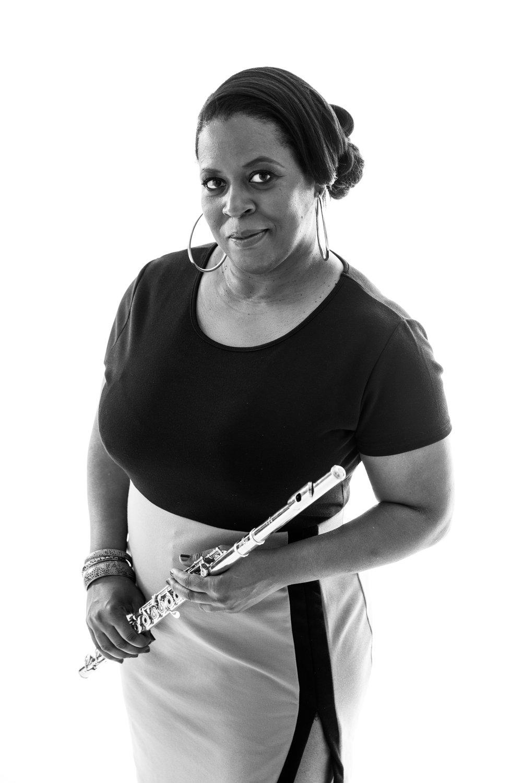 <b>Valerie Coleman</b> <br><i> flute/composer</i>