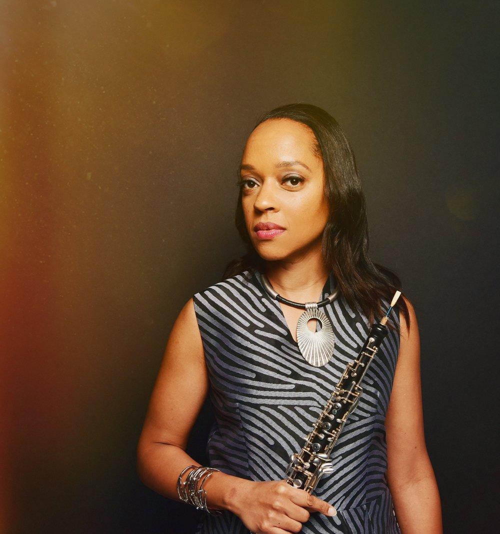 <b>Toyin Spellman-Diaz</b><br><i>oboe</i>