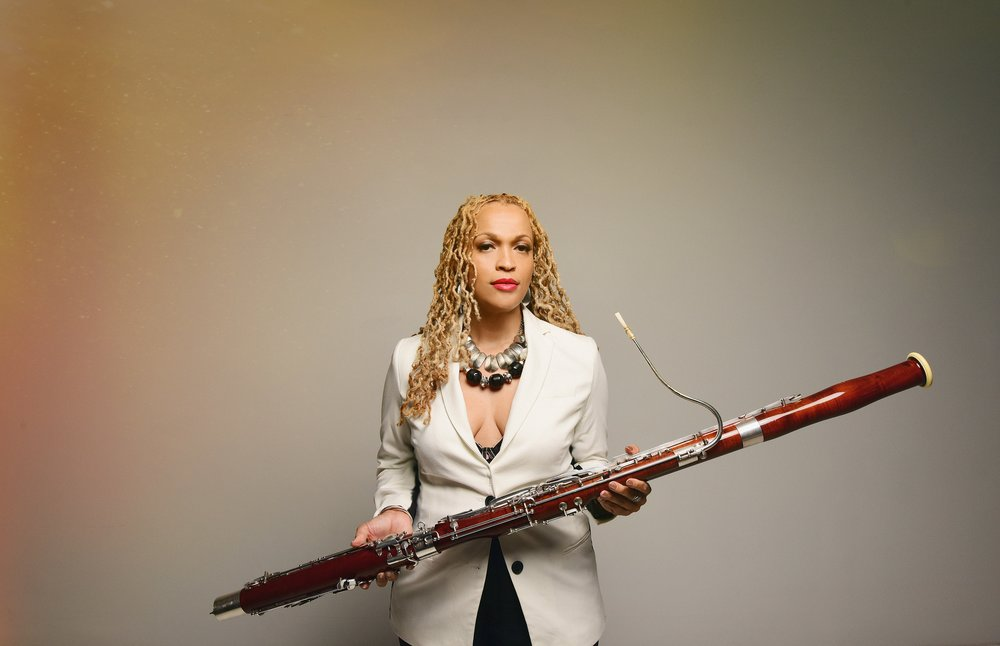 <b>Monica Ellis</b> <br><i> bassoon</i>