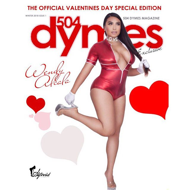 Valentine's Special With @504dymesmagazine is OUT NOW!!! ♥️✨🌹 #504dymes #wendyalcala #wildlycultivated  Shoes provided by @wildly_cultivated