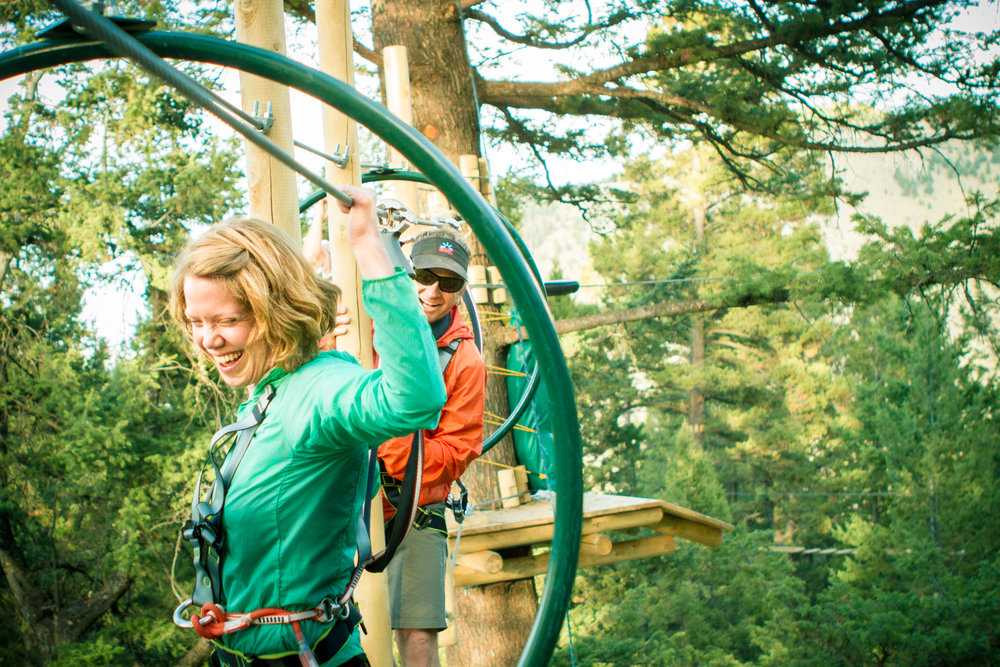 Jumping Through Hoops At Snow King's Treetop Adventure Course.jpg