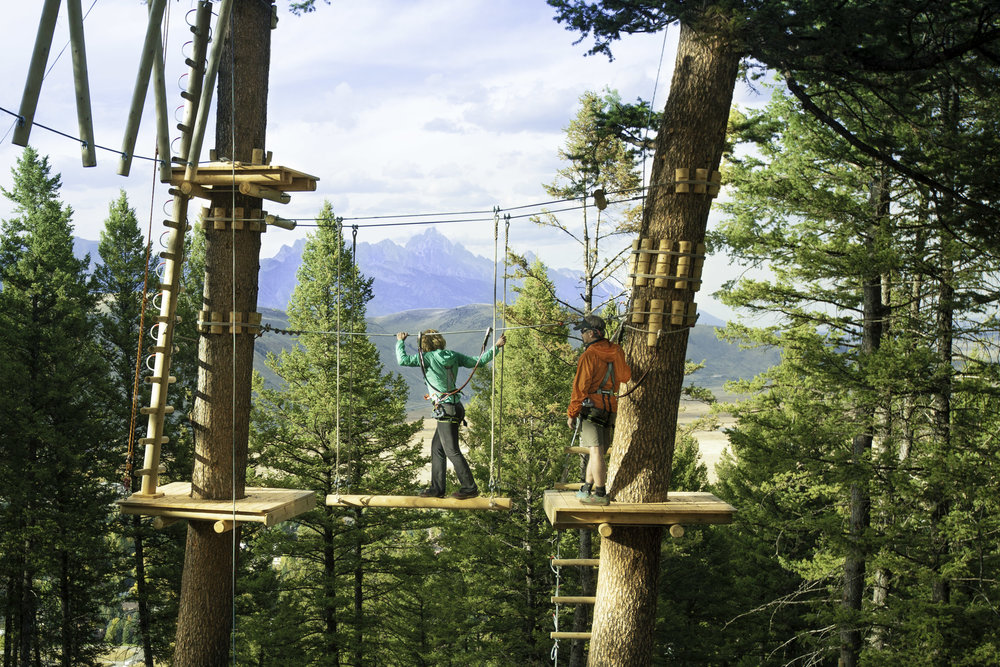 Views Of Grand Teton National Park At The Treetop Adventure Course.jpg