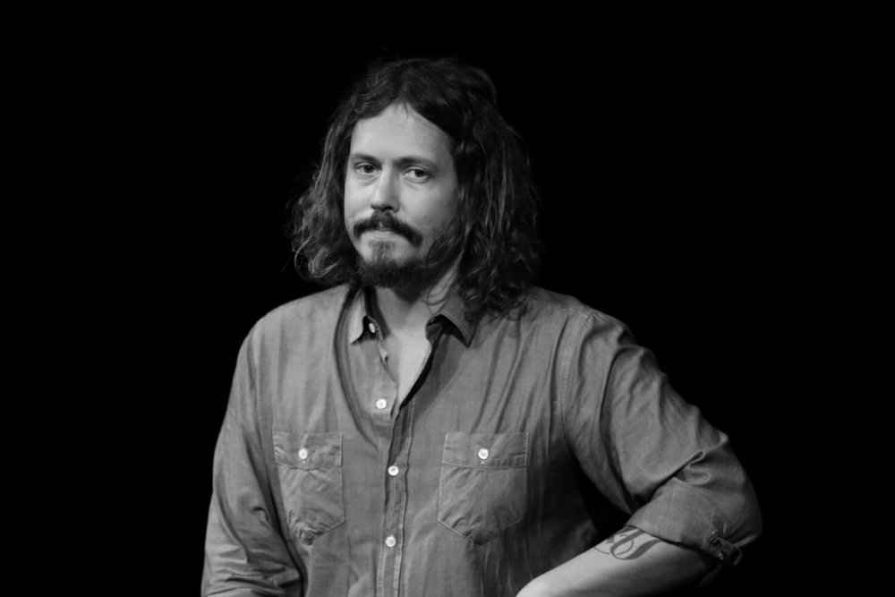 John Paul White, by Chad Cochran