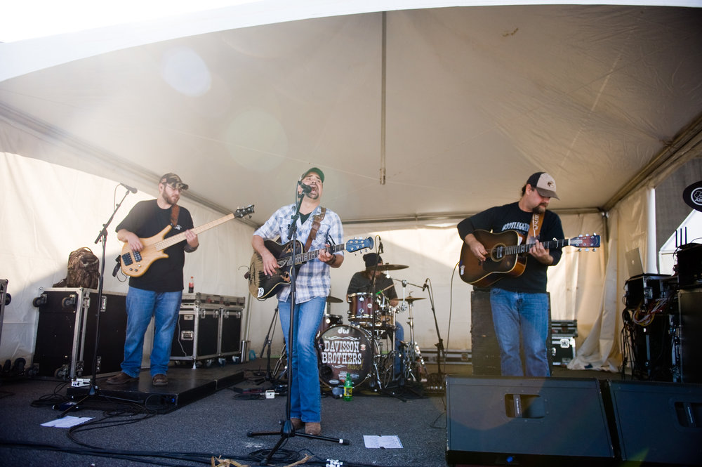 The  Davisson Brothers Band  is playing at  Fairplain Yacht Club  of Ripley, this coming Saturday in Ripley. Photo by  Michelle Waters .