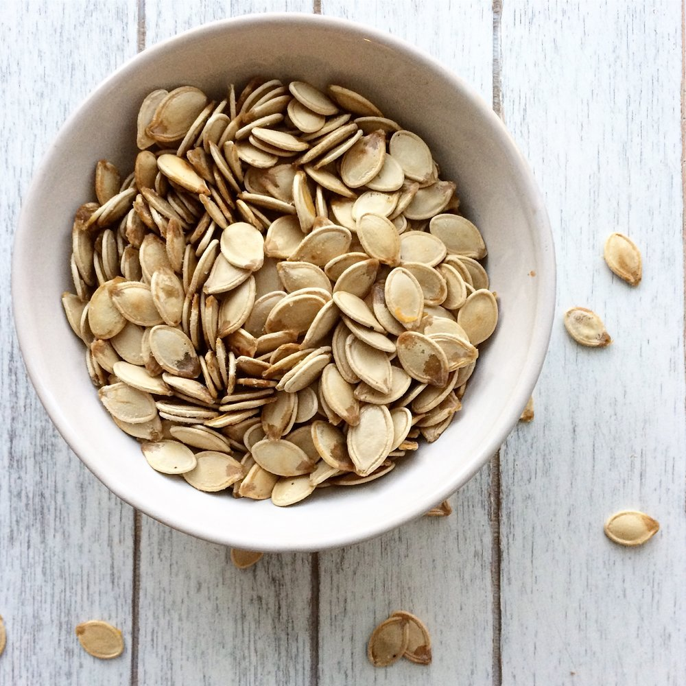 Pumpkin Seeds - are a nutritional powerhouse!