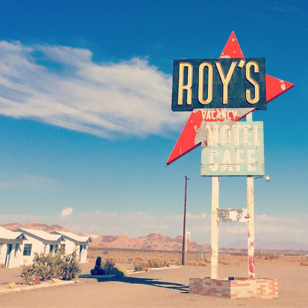 Route 66 Roadside Landmarks