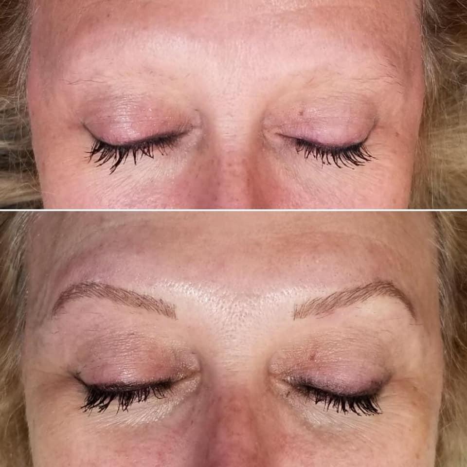 Disappearing Eyebrows Over 40 Rebafitness