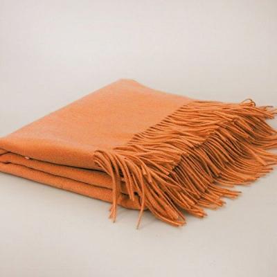 Orange-Throw-Blanket